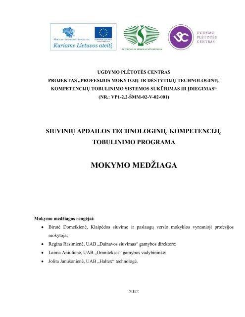 Lietuvos profesijų klasifikatoriaus bendra informacija | Ekonomikos ir inovacijų ministerija