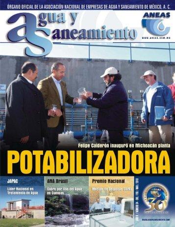 Felipe Calderón inauguró en Michoacán planta - Revista Agua y ...