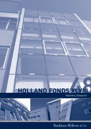 Holland 48 Prospekt - Wölbern Invest
