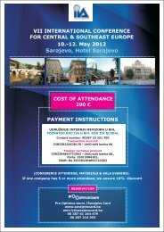 informations about accommodation and fee........