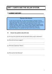 UNIT 1 THE SOLAR SYSTEM.pdf - alhamillabilingual