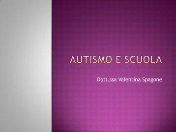 Autismo Lezione 2 - CNTeD Novara