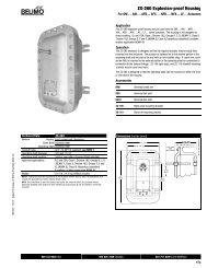 Damper Actuator Mechanical Accesories - Greenheck