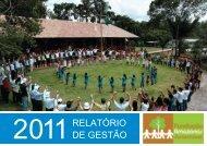 RELATÓRIO DE GESTÃO - Fundação Amazonas Sustentável