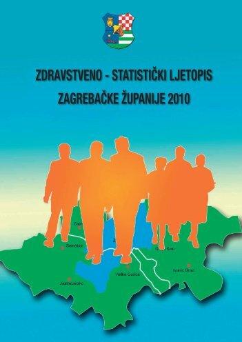 statistički ljetopis zagrebačke županije 2010 - zavod za javno ...