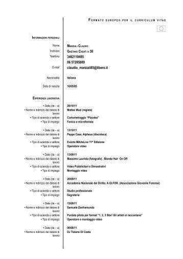 Ce inseamna curriculum vitae europass - Europass/ Scrisoare