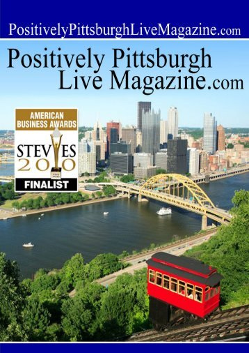 Positively Pittsburgh Live Magazine December 24 - 30, 2012 PDF