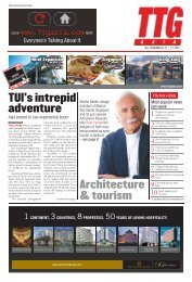 TUI's intrepid adventure - TTG Asia