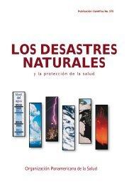 LOS DESASTRES NATURALES - Recursos de Información para ...