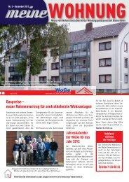 Ausgabe 2012 Dezember - Wohnungsgenossenschaft ...