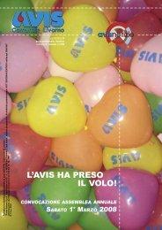 2008_1AN-marzo - AVIS Comunale Livorno