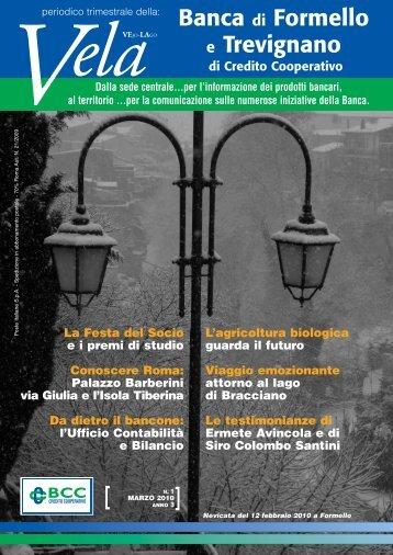 Banca di Formello - BCC di Formello e Trevignano Romano