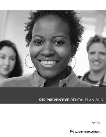 10 Copayment Preventive Plan - Dominion Dental Services, Inc.