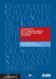 Il testo integrale del Contratto e i riferimenti ... - Anaao Assomed