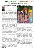 VACANZE CRISTIANE - Parrocchie di Pizzighettone - Page 7
