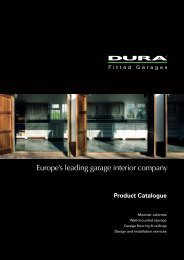 Exceptional Quality - Dura Garages