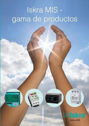 Iskra MIS - gama de productos - Eurotronix