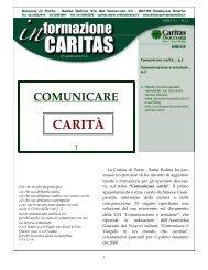 comunicazione e missione - Diocesi di Porto Santa Rufina