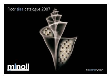 Minoli Floor Tiles 2007.qxd - Tile Master