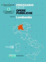 Prezzario Lavori e Opere Pubbliche - Regione Lombardia ... - Archweb