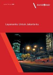 Layananku Untuk Jakarta-ku - Bank DKI