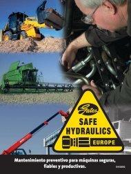 Mantenimiento preventivo para máquinas seguras, fiables - Gates ...