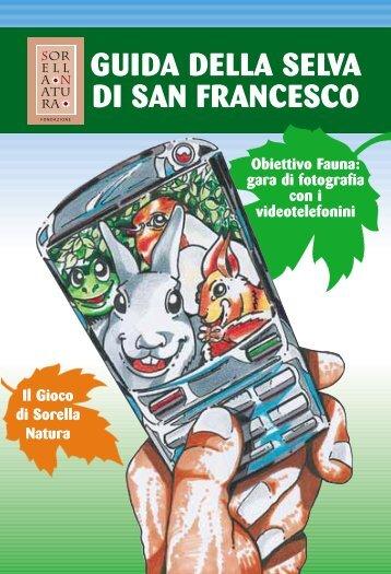 flora e fauna in italia - Fondazione Sorella Natura