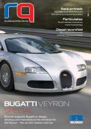 BUGATTI VEYRON SPECIAL - Ricardo