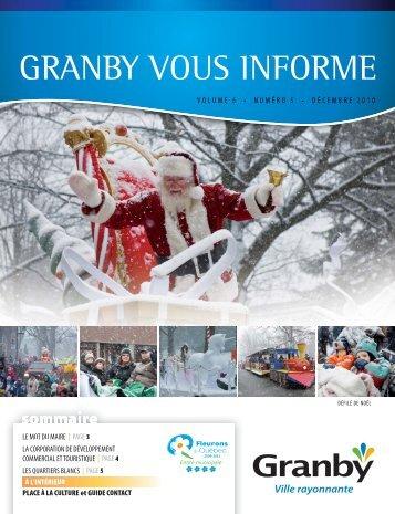 granby magazines rh yumpu com guide contact granby automne 2017