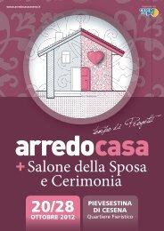 Catalogo Espositori 2012 - Arredamento per la casa