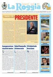 N° 2 - Dicembre 2012 - Comune di Brescia