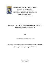 Dissertação de Sales - Centro de Tecnologia - Universidade ...
