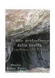 Il sito protostorico della grotta Trachina di Palmi - Elireggio