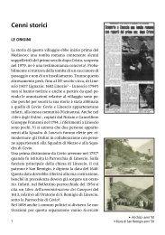 Linescio - Cenni storici - Prolinescio.ch