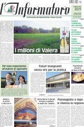 I milioni di Valera - L'Informatore