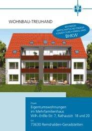 Kurz-Info - Wohnbau-Treuhand