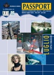 luglio - Turismo in Provincia di Genova
