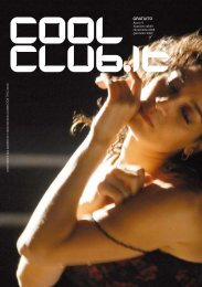 Anno V Numero 48/49 dicembre 2008 gennaio 2009 - Coolclub.it
