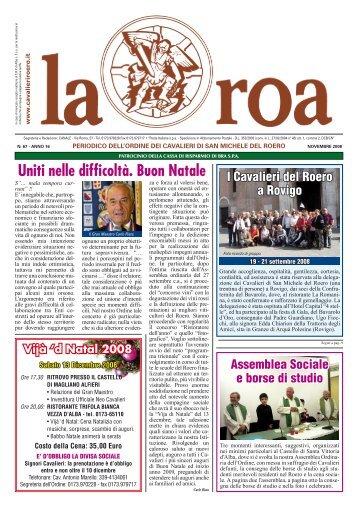 Toffolo il cavaliere massimo toffolo - San michele mobili catalogo pdf ...