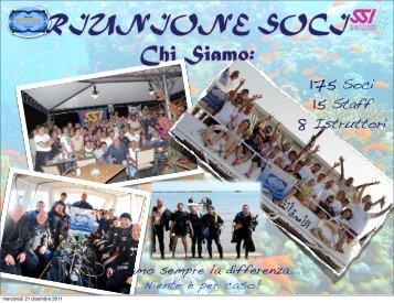 18 Dicembre: Cena sociale di fine anno - Sottacquasub.com