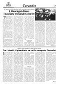 TURANDOT TURANDOT - Il giornale dei Grandi Eventi - Page 7