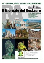 Marzo 2013 - Il Giornale dell'Arte