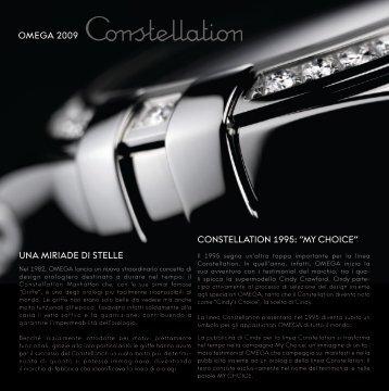 Brochure illustrativa nuova collezione constellation - De Marchi ...