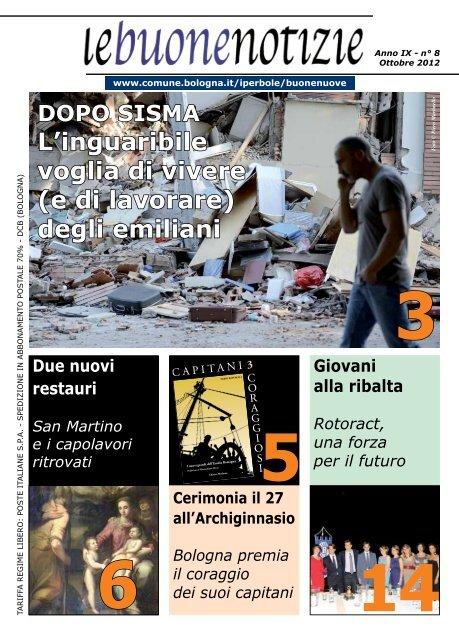degli emiliani - Comune di Bologna