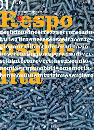 Camminiamo_Insieme-2006-01.pdf 1803KB May 28 ... - Cerveteri 1