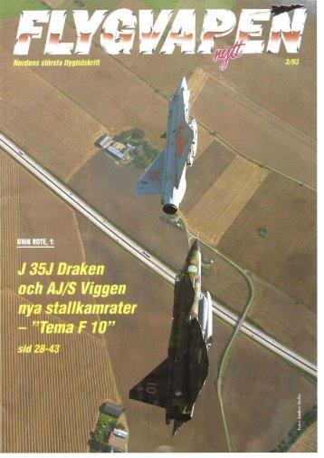 Flygvapennytt 1993-3