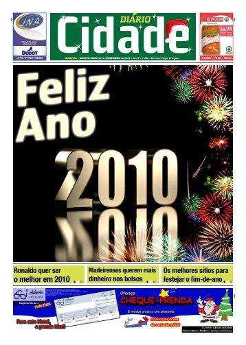 o melhor em 2010 - Cidade NET