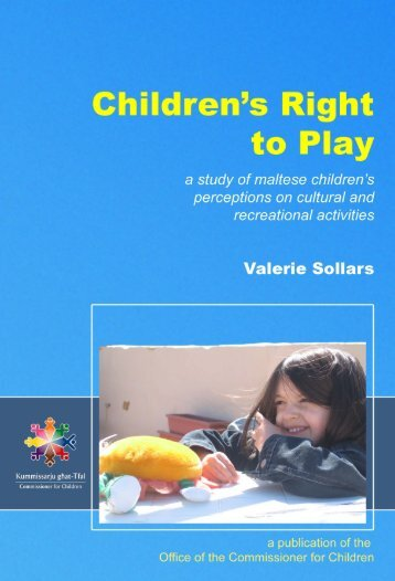 Children's Right to Play - CRIN