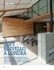 LOFT BILIVELLO A LONDRA - Paul McAneary Architects