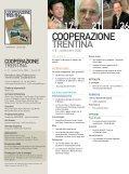 Settembre - Federazione Trentina della Cooperazione - Page 5